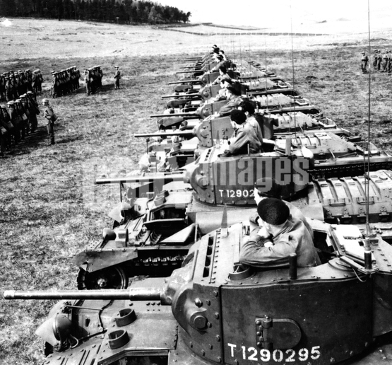 Weapons - Land  - Tanks - Medium - WWII Polish Valentine
